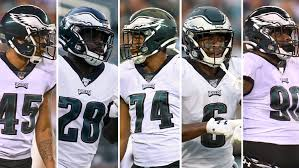 Eagles Roster 2015 Depth Chart Making Cases For And Against 12 Eagles On The Roster Bubble