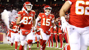 Kansas City Chiefs Running Back Depth Chart Chiefs Release First Unofficial Depth Chart Heavy Com
