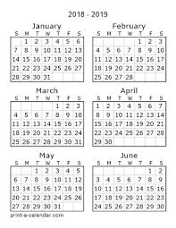 yearly printable calendar 2018 download 2018 printable calendars