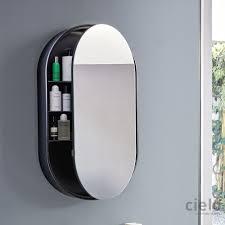 bathroom mirrows. designer bathroom mirrors catino oval box mirrows