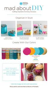 martha stewart acrylic paint mad about diy 3 bright ways to organize your desk with martha