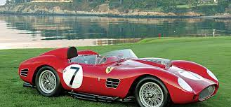 The ferrari offered here is an exact reproduction of a 250 tr with scaglietti body. 250 Testa Rossa The Famous Ferrari Red Head Tofm