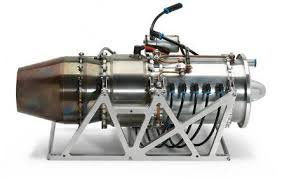 jet engine question model flying is achieved i would think that these types are built primarily for the military for small drones etc although the article i was about powering