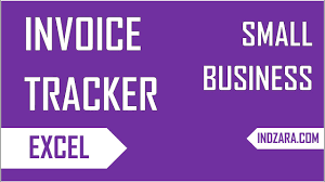 How To Track Sales Invoices Using Invoice Tracker Excel Template