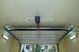 garage door opener after a power outage how