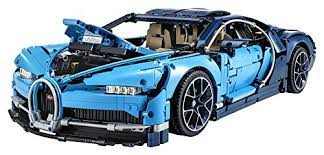 This exclusive model has been developed in partnership with bugatti automobiles s.a.s to capture the essence of the quintessential super sports vehicle. Lego Technic Bugatti Chiron 42083 Race Car Building Kit And Engineering Toy Adult Collectible Sports Car With Scale Model Engine 3599 Pieces Pricepulse
