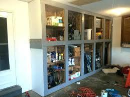 building storage cabinets build garage storage cabinets plywood garage cabinets to make your garage look cooler
