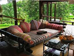 design ideas with bamboo sofa furniture amazing bamboo sofa bed using striped fabric sofa foam cover also nice sofa pillow for comfortable amazing bamboo furniture design ideas