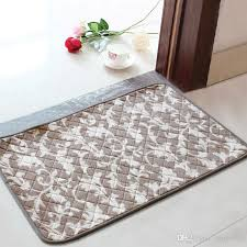 2019 modern outdoor mats bathroom rugs carpets anti slip bath mats for bathroom large bathroom rugs living room mat pad alfombras from cindy668