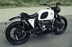 bmw r100 cafe racer by kari tuominen