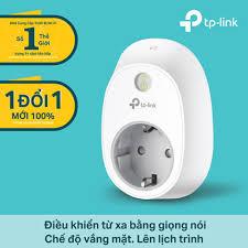 Bán TP-Link - HS100 - Ổ cắm điện thông minh Wi-Fi-Hãng phân phối chính thức