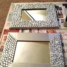 Diy mirror frame ideas Jewelry Diy Mirror Frames Mirror Frame Wall Mirror Ideas Mirror Frame Ideas Home Design Wall Mirror Frame Samuelbeckettinfo Diy Mirror Frames Samuelbeckettinfo