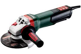 angle grinder metabo. wepba 17-150 quick (600552420) 6\ angle grinder metabo e