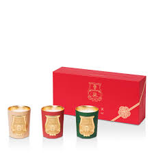 Cire Trudon Odeurs D'hiver Holiday Candle, Set of 3 - Bloomingdale's_0