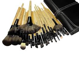 bobbi brown 24 pieces cosmetics brush set in stan mac