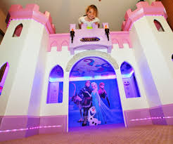 Princess Castle Bedroom Bedroom Furniture For Girls Castle Gorgeous Cymax Bunk Beds With