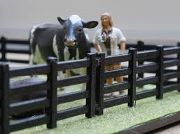 farm fence for toy animals printable model cgtrader jpg 1500x1115 toy fences and gates