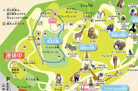 到 津 の 森 公園