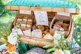 picnic wedding reception. Picnic Wedding Ideas