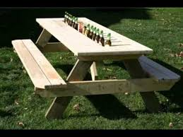 round picnic table small picnic table folding picnic table plans