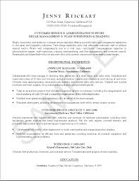Objective Resume Examples Entry Level Resume For Your Job