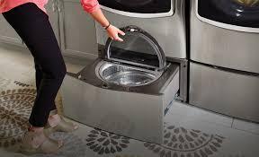 How Big Is A Washing Machine Lg Wm9000hva 52 Cu Ft Mega Capacity Lg Usa