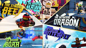 Combat & Upgrade Vignette - The LEGO Ninjago Movie Video Game Trailer -  YouTube