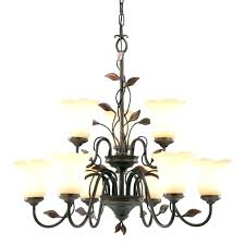 elegant allen roth 9 light chandelier or and within decorations 8