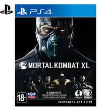 <b>Игра для Sony</b> PlayStation 4 Mortal Kombat XL (русские субтитры ...