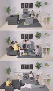 Creative space saving furniture Clever Small Space Furniture Ideas Modern Functional Saving Collection Design Milk Irlydesigncom Small Space Furniture Ideas Transforming For Spaces Sqm Micro