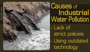 causes and effects of industrial water pollution you never noticed