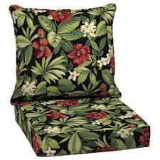 Garden Treasures Black Floral Glenlee Black Floral Tropical