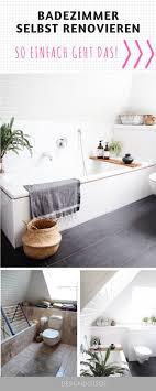 Badezimmer Selbst Renovieren Vorhernachher Bathroom Remodel