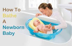 Baby's First Bath: How to Bathe a Newborn (2018 Update)