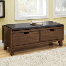 Long Bedroom Bench Long Bench With Storage Homesfeed