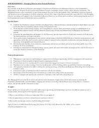 Board Of Directors Resume Sample Board Of Director Resume Software