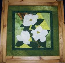 MAGNOLIA Applique Art Quilt PDF E-Pattern NOW with & MAGNOLIA Applique Art Quilt PDF E-Pattern NOW with Step-by-Step Digital  Picture Instructions Adamdwight.com