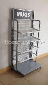 Free Standing Retail Display Units Store Retail Gondola Shelving Units 100 Tier Free Standing 52