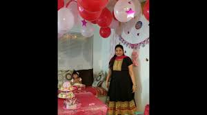 party decoration idea birthday party decoration at home diy return gift