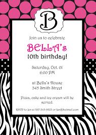 nice printable zebra print birthday invitations nice able zebra print invitations accordingly mini st birthday