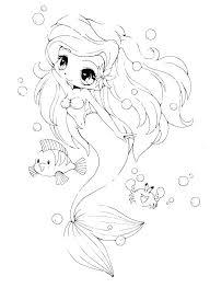 Free Mermaid Coloring Pages Mermaid Coloring Pages Printable Free