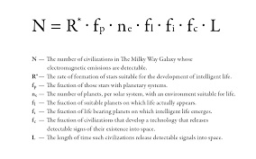 seti drake equation