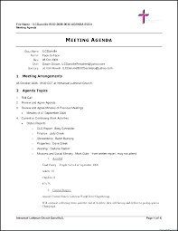 Outlook Meeting Agenda Template Design Team Client Meeting Sample Financial Advisor Agenda