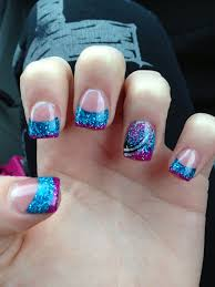 Glitter Designs Tulsa Ok My New Gel Nails Glitter Nails Nails Gel Nails Gel