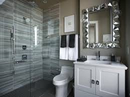 small guest bathroom ideas. small vanity sinks and beautiful mirror for guest bathroom ideas