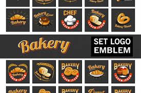 Bakery Logos Design Bakery Logo Emblem