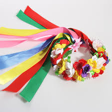 ukrainian traditional wreath
