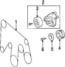 parts com® genuine factory oem 2007 toyota sequoia limited v8 diagrams