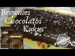 Bahan utamanya tepung terigu serbaguna dan bubuk cocoa. Brownies Kukus Chocolatos Tanpa Mixer Youtube