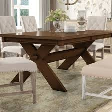 isabell acacia erfly leaf dining table